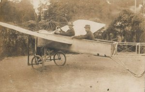 RP: Early Mono-Wing Airplane , 1900-10s ; #1