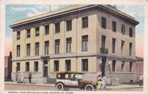 POCATELLO , Idaho , 00-10s; Post Office