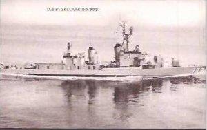 USS ZELLARS DD-777