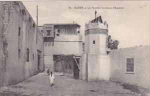 Algeria Alger Le Pavillon du Coup d'Eventail