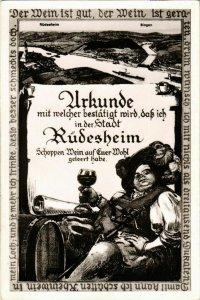 CPA AK Rudesheim GERMANY (893950)