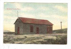 Old Church, Tia Juana, Mexico, PU-1912