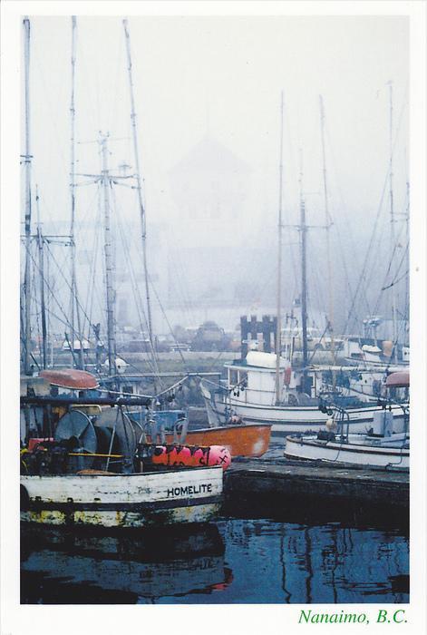 NANAIMO´S unique wooden Bastion still stands guard over Nanaimo Harbour, Bri...