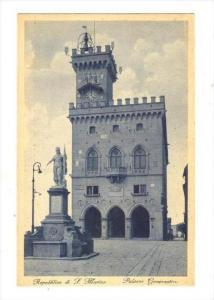 San Marino, 00-10s   Palazza Governativo