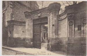 Exterior View, Portail de l'Hotel Gouin, Tours, France 1900-10s