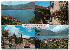 Postcard Modern Vira Gambarogno Lago Maggiore