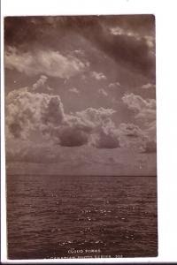 Real Photo, Cloud Forms, Canadian Photo Series 202, AZO