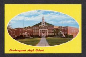 MA Newburyport High School MASSACHUSETTS  MASS PC