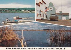 Eaglesham & District Agricultural Society , Peace River Country , B.C. , Cana...