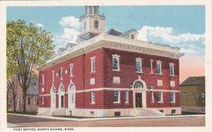 Massachusetts North Adams Post Office