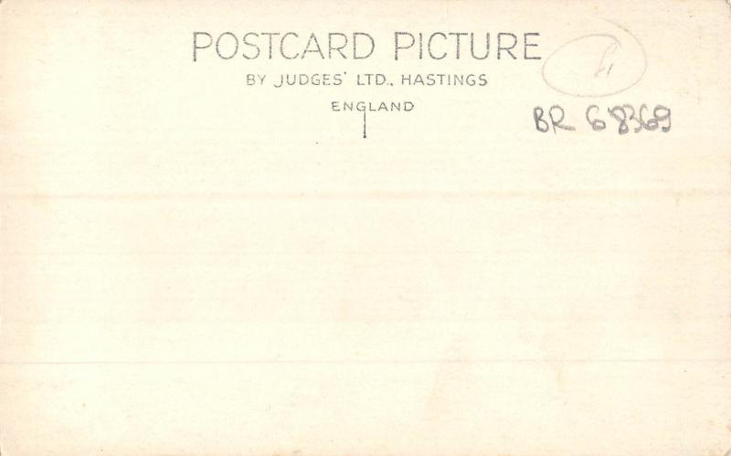BR68369 the castle hill hastings uk  judges 72 real photo
