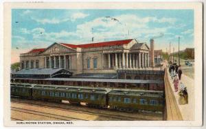 Burlington Station, Omaha NB