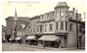 Pennsylvania  Schuylkill , Main street