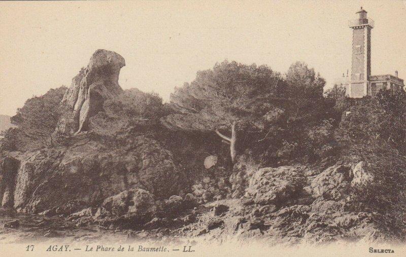 Saint -Raphaël, Agay  France , 00-10s  ; Le Phare de la Baumette ; LIGHTHOUSE