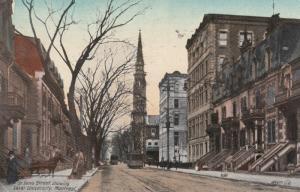 MONTREAL , Quebec , Canada , 00-10s ; St. Denis Street