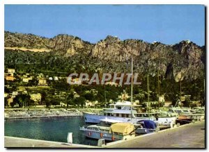 Modern Postcard The wonderful sites of the French Riviera Beaulieu sur Mer M ...