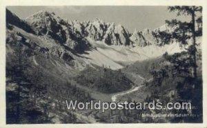 Kerschbaumeralm Lienzer Dolomiten Austria 1930