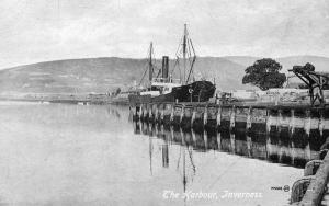 UK - Scotland, Inverness Harbour