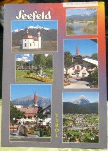 Austria Seefeld Tirol Olympiaregion - posted 2013