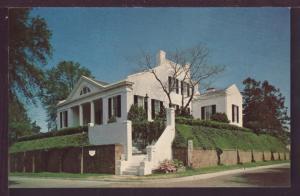 Cherokee Natchez Mississippi Postcard 3870