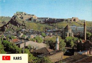 B108686 Turkey Kars Sehir Goruntusu Panorama