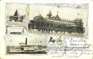 Hotel Nantasket Nantasket Beach MA 1903