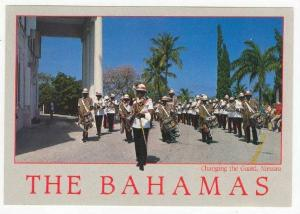 Changing The Guard, Government House, Bahamas, 1940-60s
