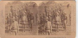 SV: NEWPORT NEWS, Virginia, 1890s ; 160th Indiana Volunteers