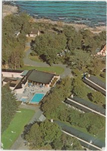 Hotel Abildgard, Sandkas, Bornholm, Denmark, 1976 used Postcard