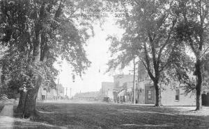 Atkinson IL Turner Hall & Cafe on 400 Bloack of N State Street c1907 Childs