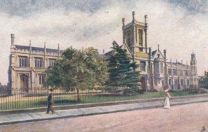 CHELTENHAM, England, 00-10s ; The College ; TUCK 1673