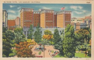 LOS ANGELES  , California, 1930-40s; Biltmore Hotel