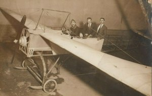 RP: Early Mono-Wing Airplane , 1900-10s ; #4