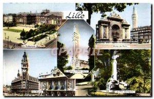 Lille Modern Postcard