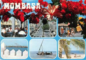Africa Mombasa Kenya Coast multiviews Auto Cars Voitures Boat Bateau Market