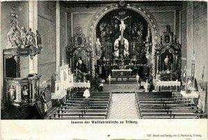 CPA AK Triberg- Wallfahrtskirche GERMANY (906059)