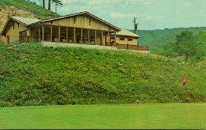 Kentucky Prestonburg Club House Jenny Wiley State Park