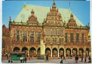 Germany Bremen Rathaus - posted 1977