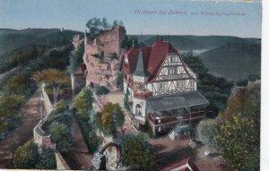 Hohbarr bei ZABERN , France, 1900-1910's ; mit Wirtschaffsgeboude