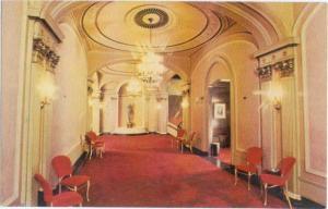 Interior View Palace Theatre 34 W. Broad St. Columbus Ohio