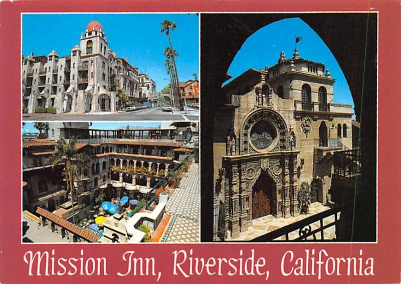 Mission Inn - Riverside, California, USA