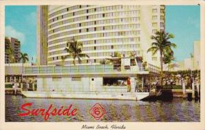 Florida Miami Beach Surfside 6 Hotel 1963