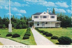 Canada Maison Reford Grand Metis Quebec