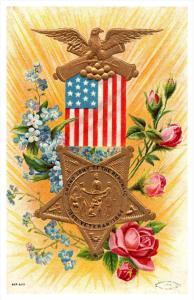 13606  G A R veterans Day