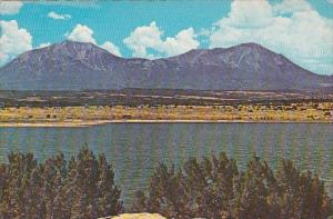 Colorado Springs The Famous Spanish Peaks Southern Colorado