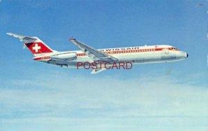 SWISSAIR - McDONNELL-DOUGLAS DC-9-32