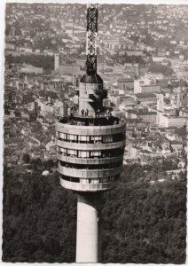 Post Card Stuttgart Germany   Fernsehturm