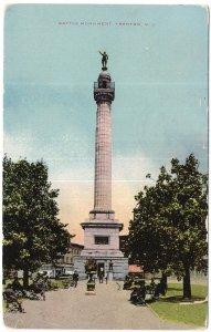 Trenton, N.J., Battle Monument
