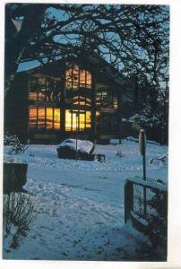 Library, Stratton Memorial Library, Sheldon Jackson College, Sitka, Alaska, 1...
