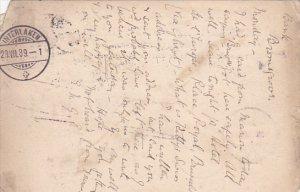 Great Britian & Ireland Postal Card , to Switzerland , PU-1889